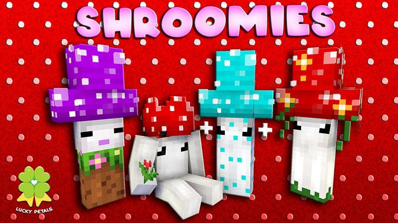 Shroomies by The Lucky Petals