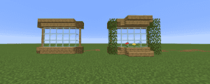 Minecraft Building Experiment Example